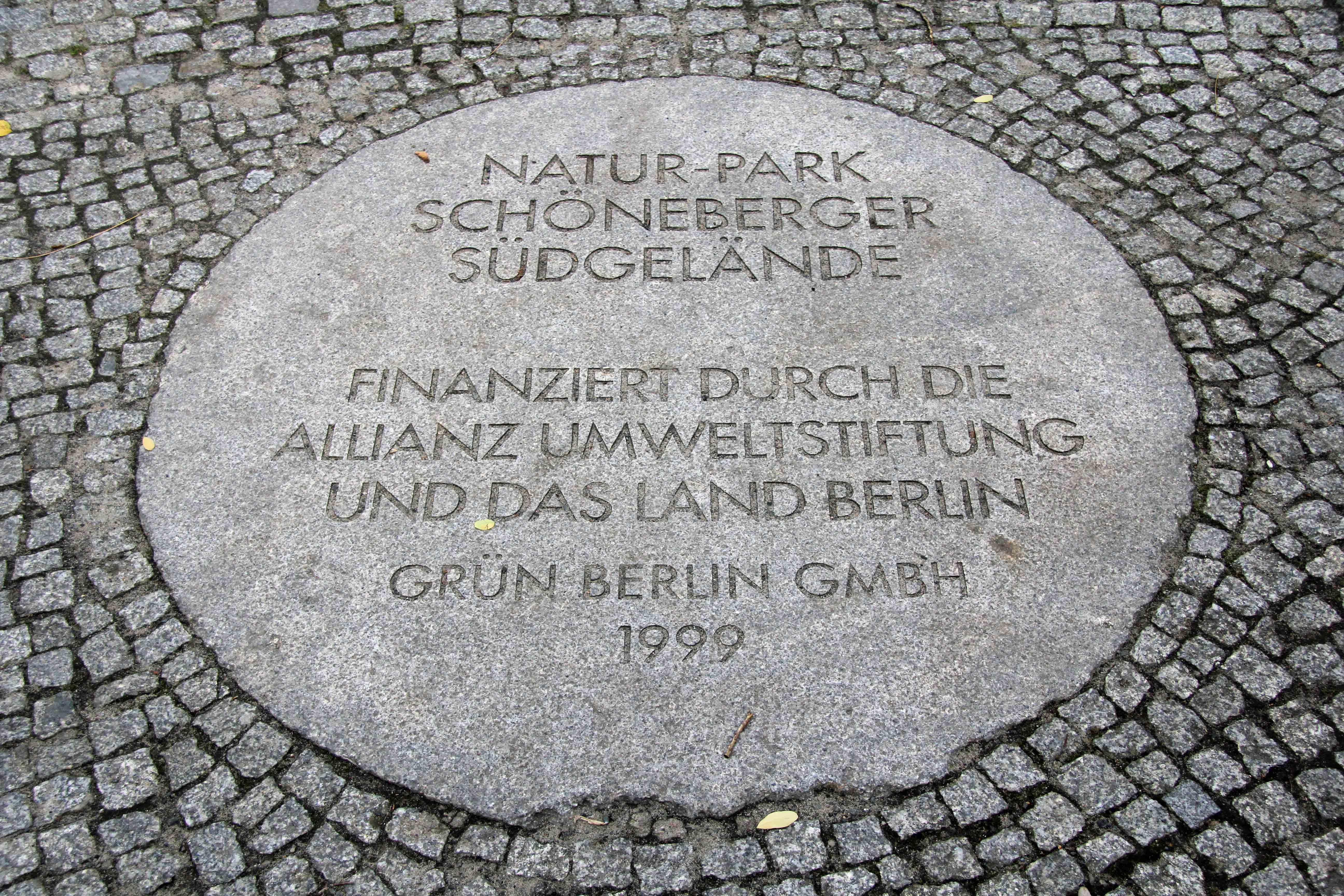Natur-Park Schöneberger Südgelände in Berlin