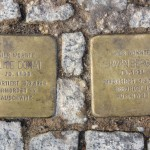 Stolpersteine Berlin 144: In memory of Alice Donat and Erwin Berger (Schönhauser Allee 164)