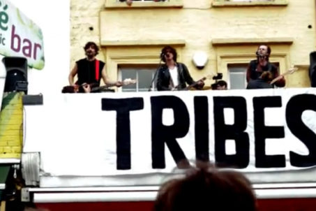Tribes - We Were Children video still