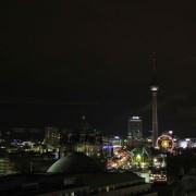 Snapshot: Berlin Skyline at Night from dem Französischen Dom