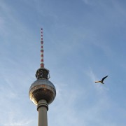 Reasons I Miss Berlin #4 – The Fernsehturm