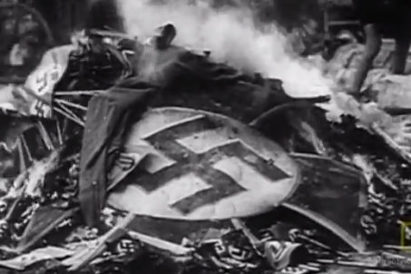 Hitler's Hidden City (screenshot from the National Geographic documentary)