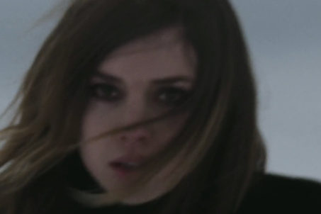 Lykke Li - I Follow Rivers (screenshot from the Official Video)