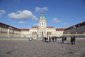 Schloss Charlottenburg – Part 1: The Palace Gardens and Grounds