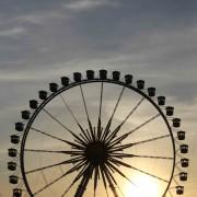 Snapshot: Wheel's On Fire
