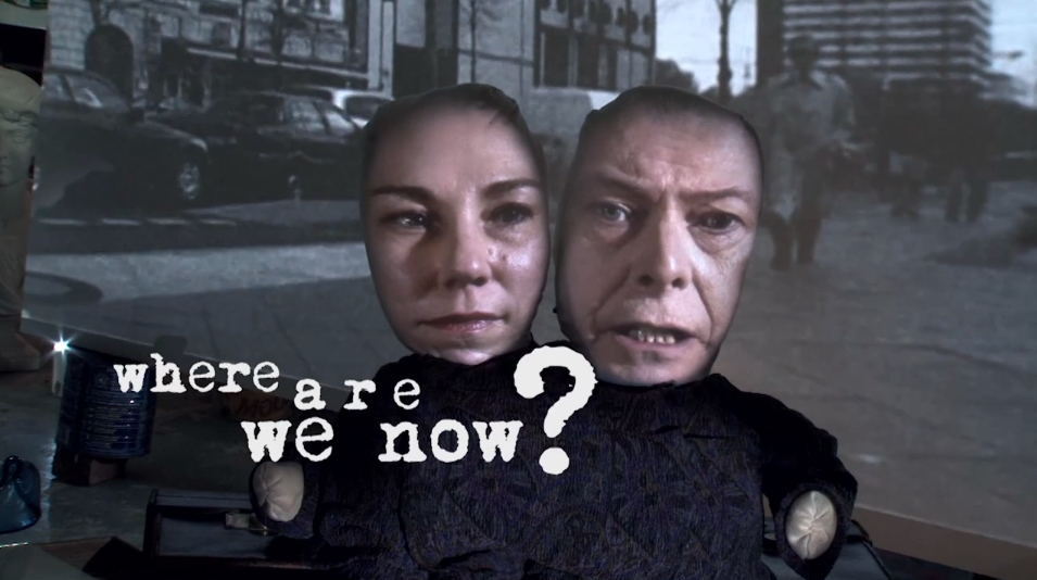 David Bowie - Where Are We Now? (screenshot from the Official Video)