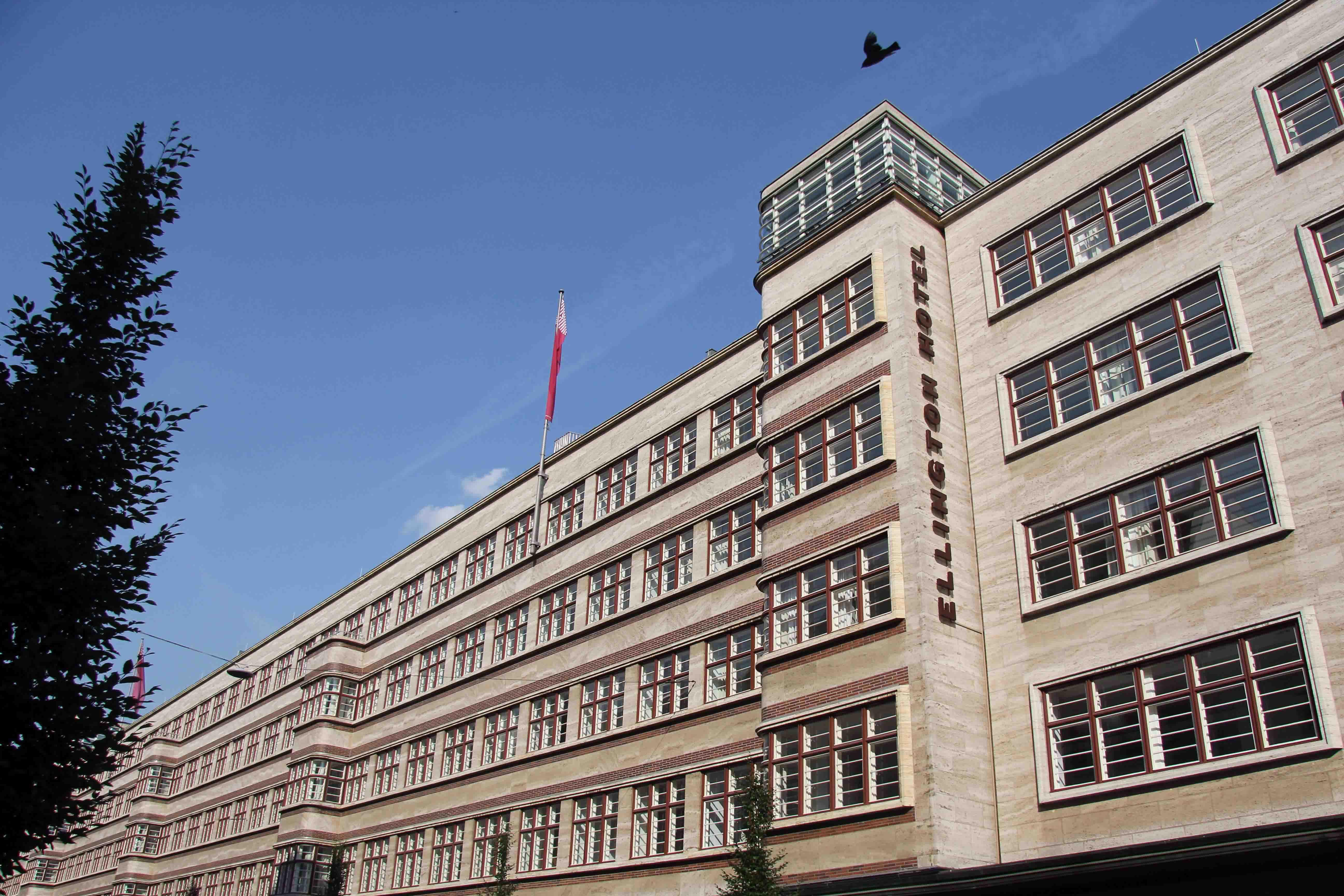 Berlin Hotel Ellington Karten Veranstaltung