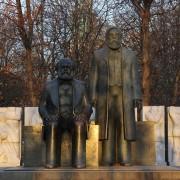 Snapshot: Marx-Engels-Forum