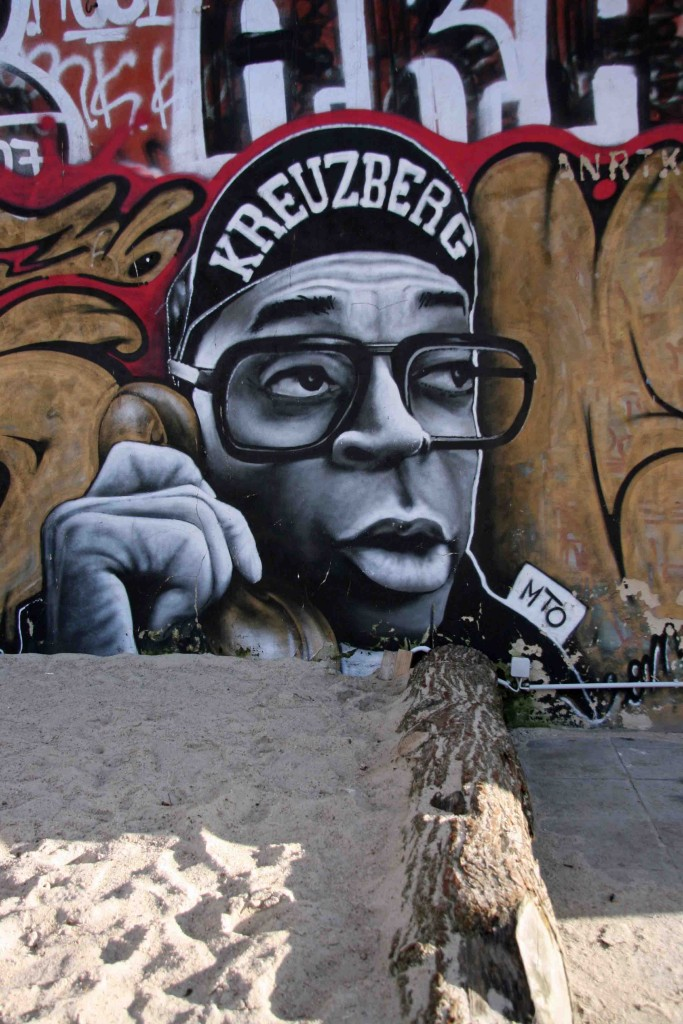 Spike LEE: Photorealistic Street Art by MTO in Berlin