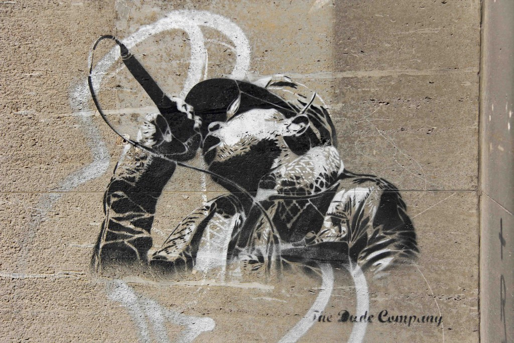 The Dude Company - Street Art in Berlin