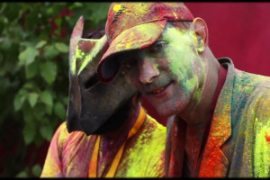 Video Week – Berlin on Vimeo: Day 6 – Berlin Holi Open Air – Festival of Colours