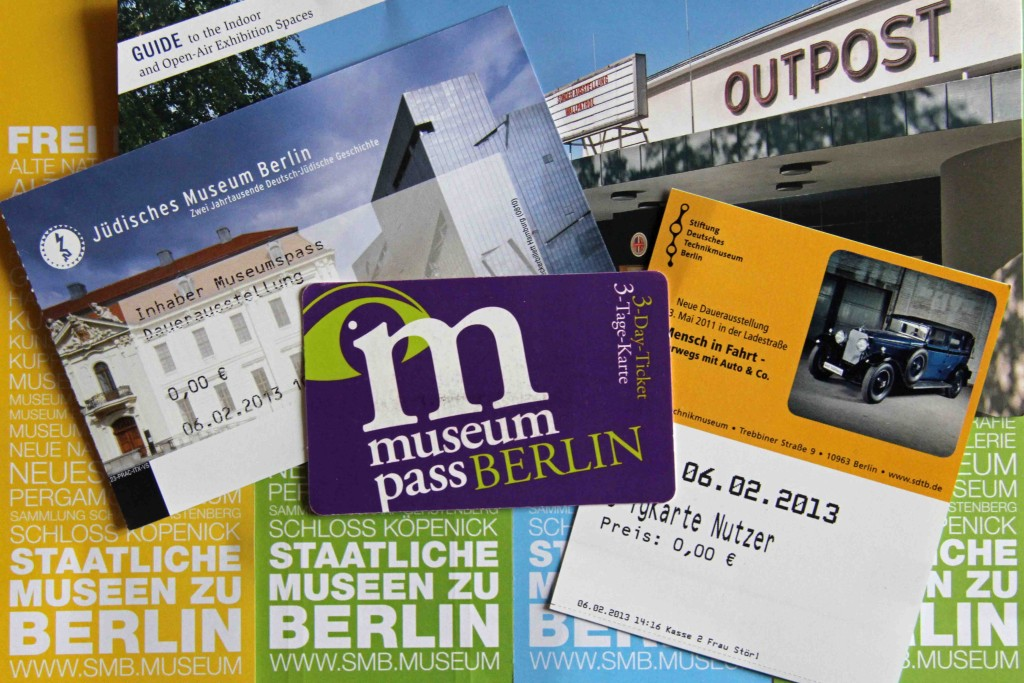 Berlin Museum Pass and Tickets