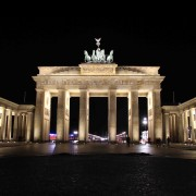 Snapshot: Brandenburger Tor – The Brandenburg Gate At Night
