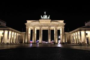 Snapshot: Brandenburger Tor – The Brandenburg Gate At Night
