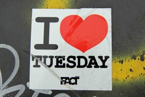 I Love Tuesday – FACT Berlin