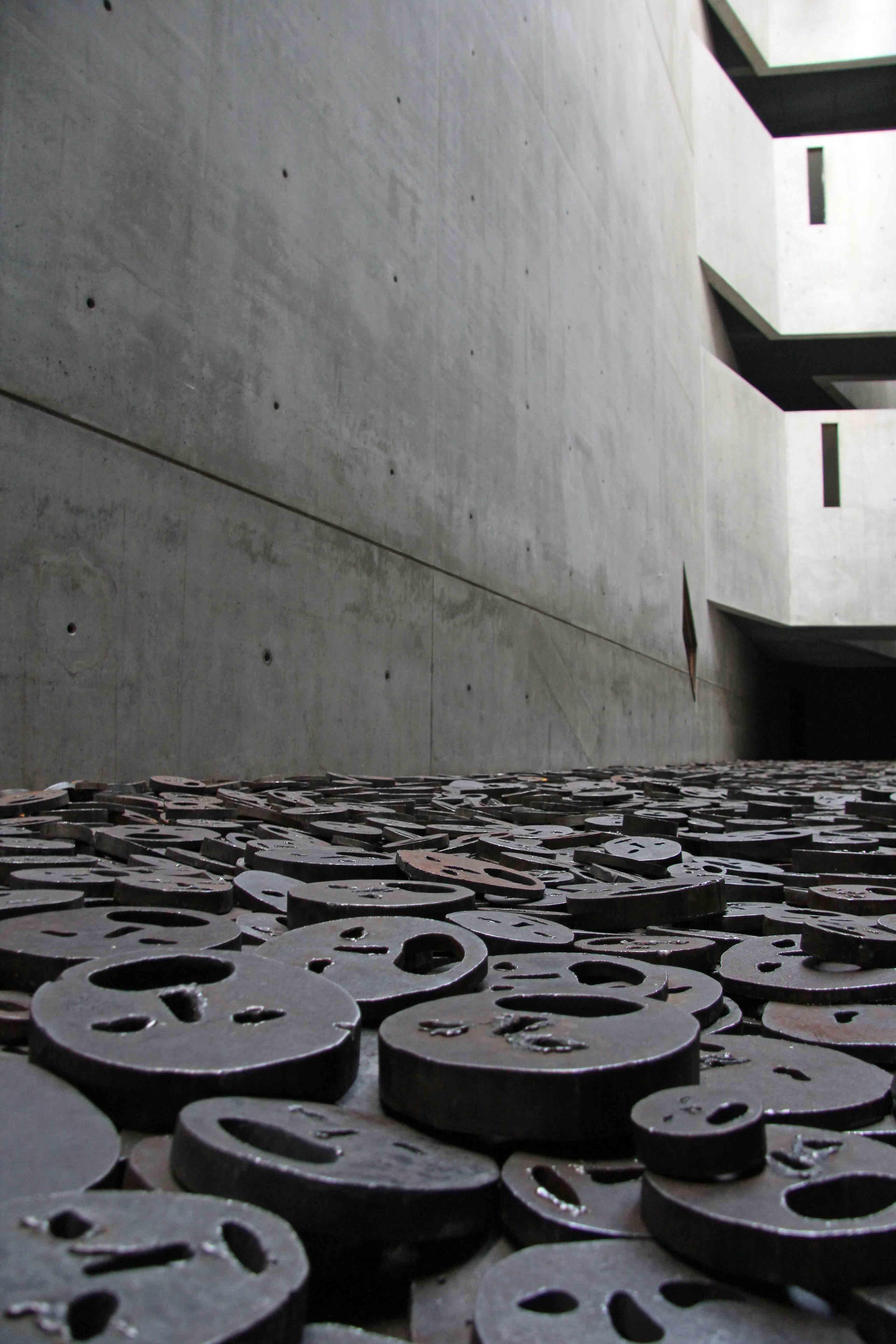 Jewish Museum Berlin - Memory Void