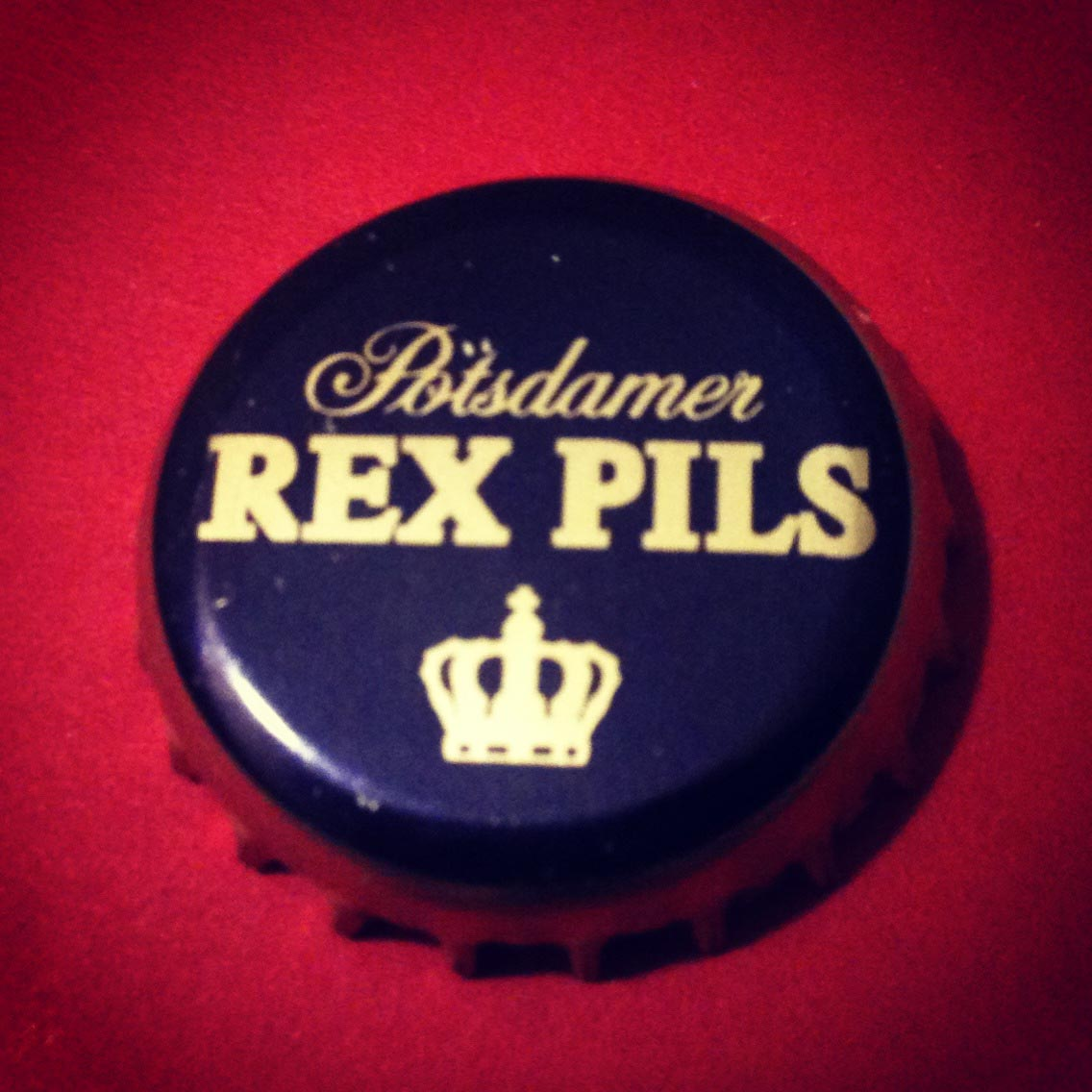 Potsdamer Rex Pils bottle top