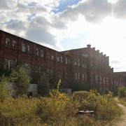Rewatex – Abandoned Laundry and Dyeing Factory – Berlin