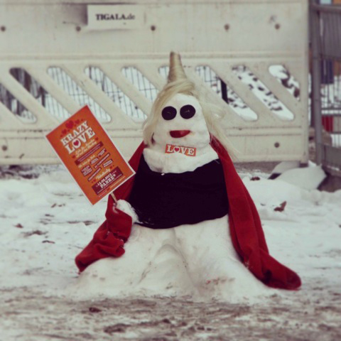 Snow Princess in Berlin