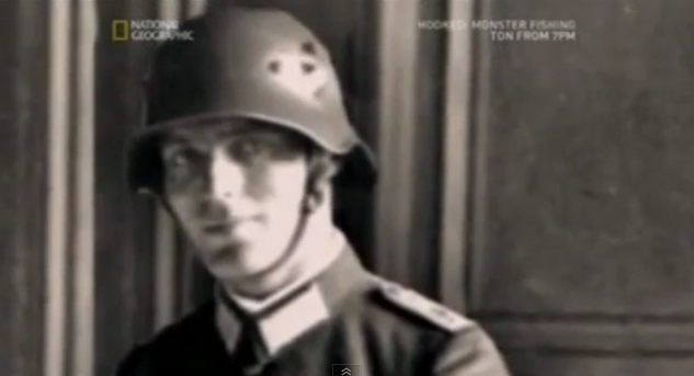 Stauffenberg - Operation Valkyrie (screenshot from the National Geographic documentary)