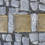 Stolpersteine Berlin 189 (3): In memory of Else Moser, Emilie Kass and Ida Elsbach (Schlüterstrasse 54)