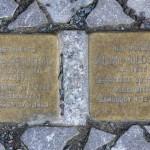 Stolpersteine Berlin 189 (4): In memory of Selma Grünthal and Salomo Goldstein (Schlüterstrasse 54)
