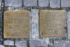 Stolpersteine 189 – 190
