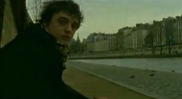 Wolfman feat. Pete Doherty - For Lovers (screenshot from Official Video)