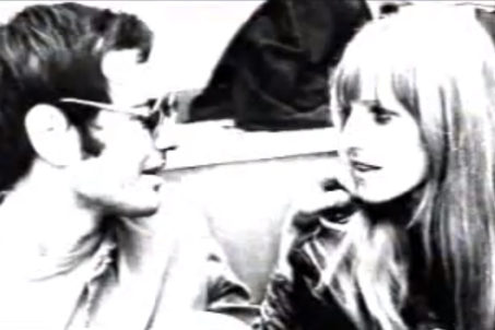 Baader-Meinhof - In Love With Terror (screenshot from the BBC Documentary)