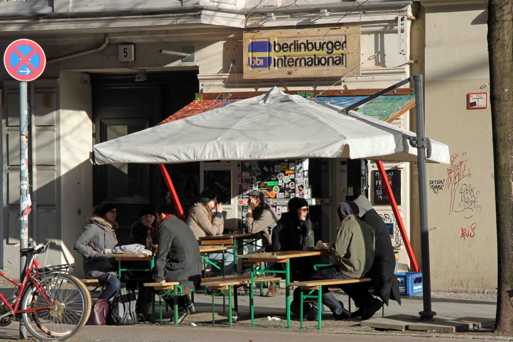 Berlin Burger International (BBI) in Neukölln