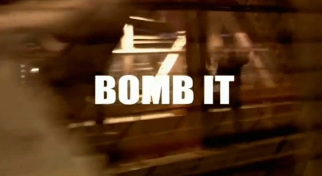 Bomb It (screenshot from the Street Art and Graffiti documentary)