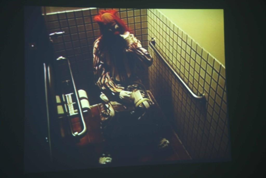 Bruce Nauman – Clown Torture - at Hamburger Bahnhof – Museum für Gegenwart