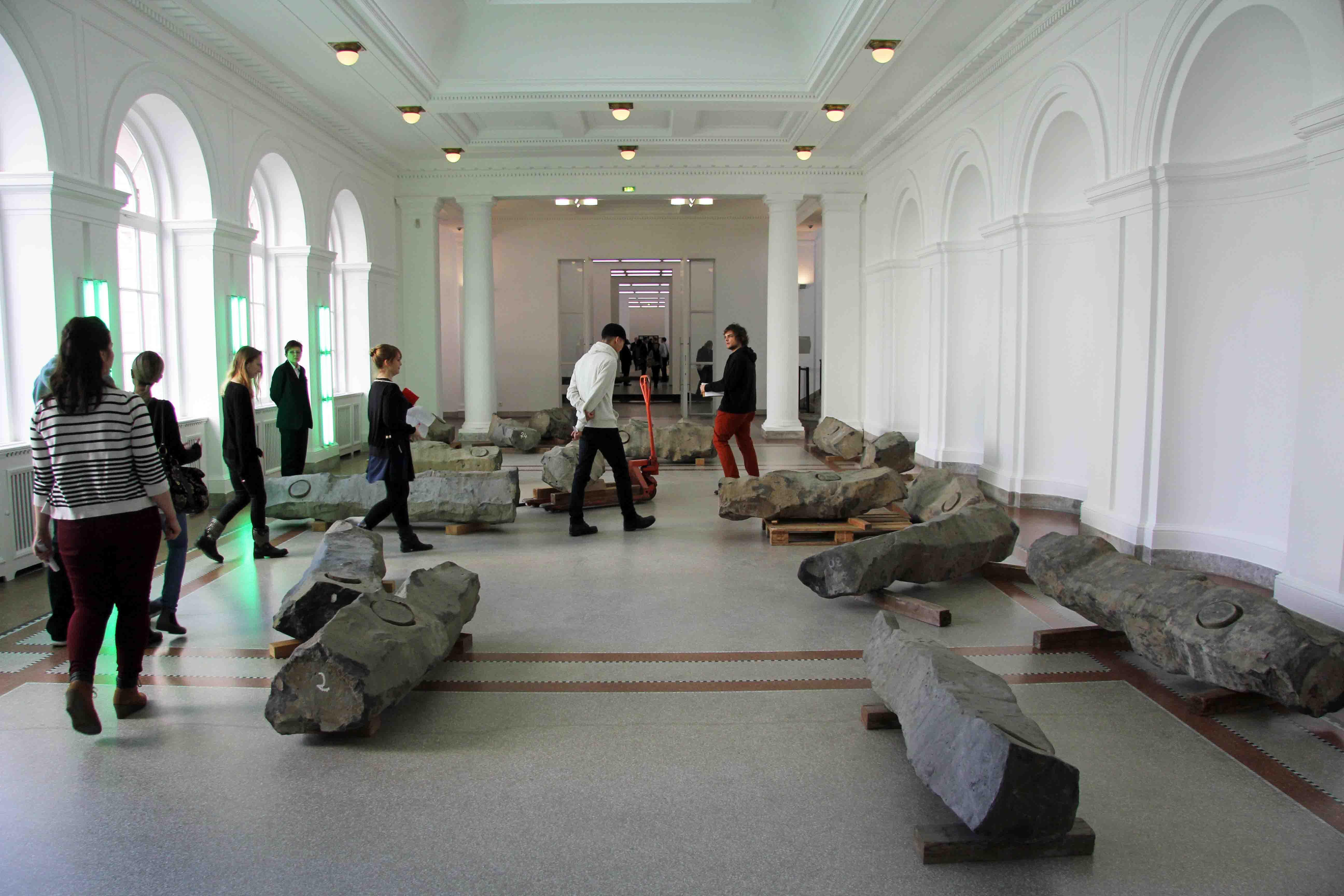 Joseph Beuys Das Ende des 20. Jahrhunderts - at Hamburger Bahnhof – Museum für Gegenwart