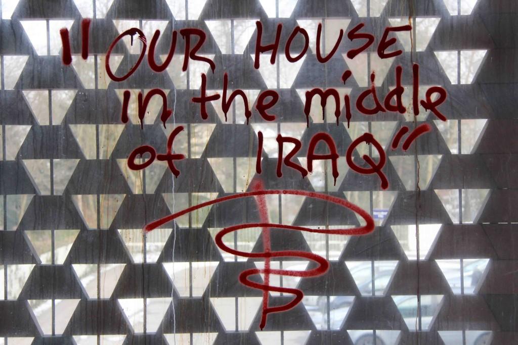 Our House In The Middle Of Iraq - Abandoned Iraqi Embassy Berlin - Die Verlassene Irakische Botschaft