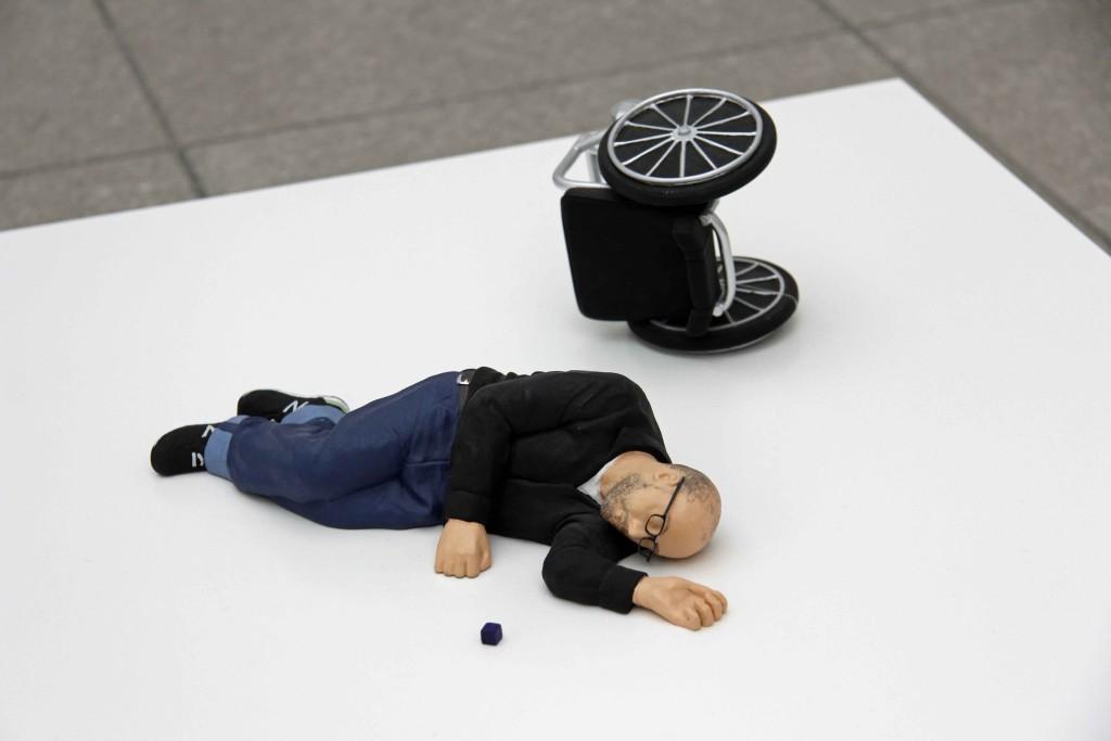 Ryan Gander - The Artwork Nobody Knows - at Hamburger Bahnhof – Museum für Gegenwart