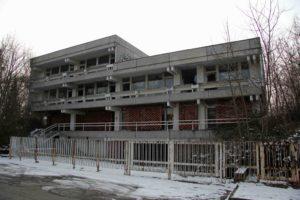 Abandoned Iraqi Embassy in Berlin (Die Verlassene Irakische Botschaft)