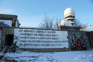 Teufelsberg – The Art Gallery On The Devil's Mountain