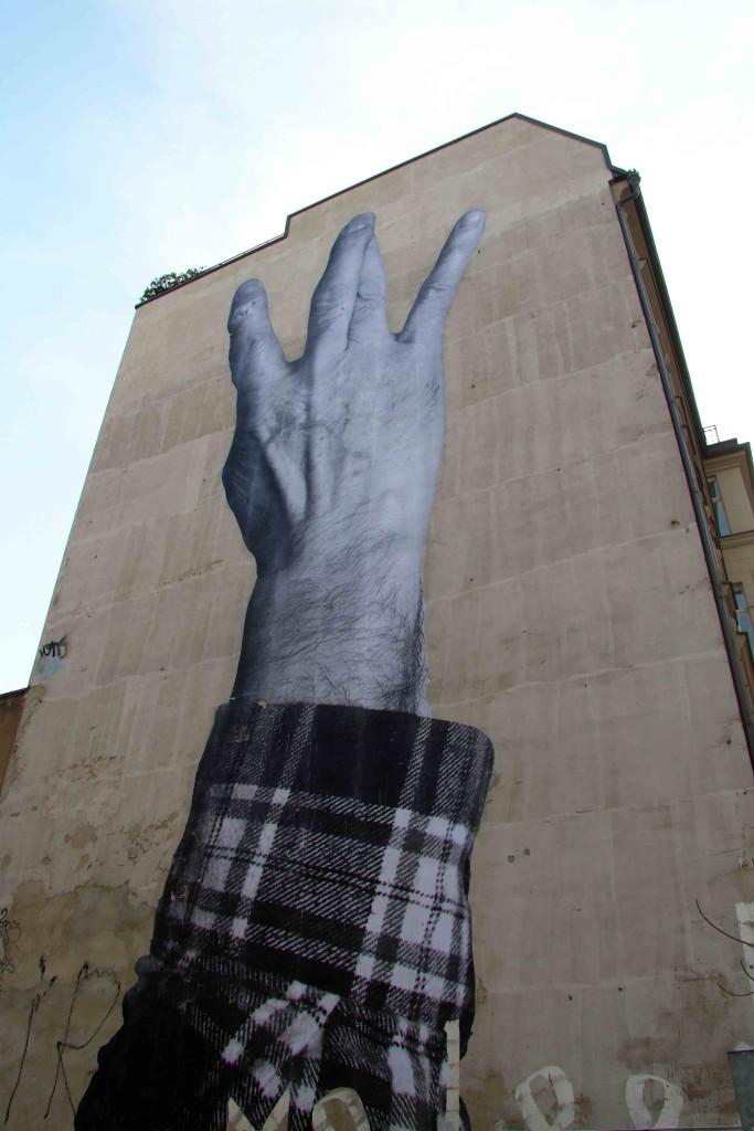 JR - Wrinkles of the City Berlin 3