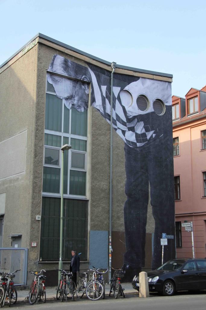 JR - Wrinkles of the City Berlin 7