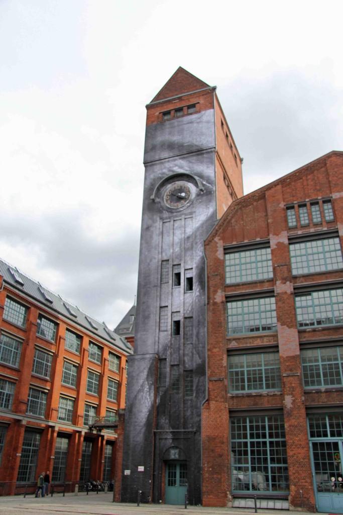 JR - Wrinkles of the City Berlin 8