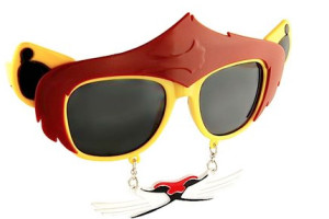 Furry Shades™ – Novelty Sunglasses