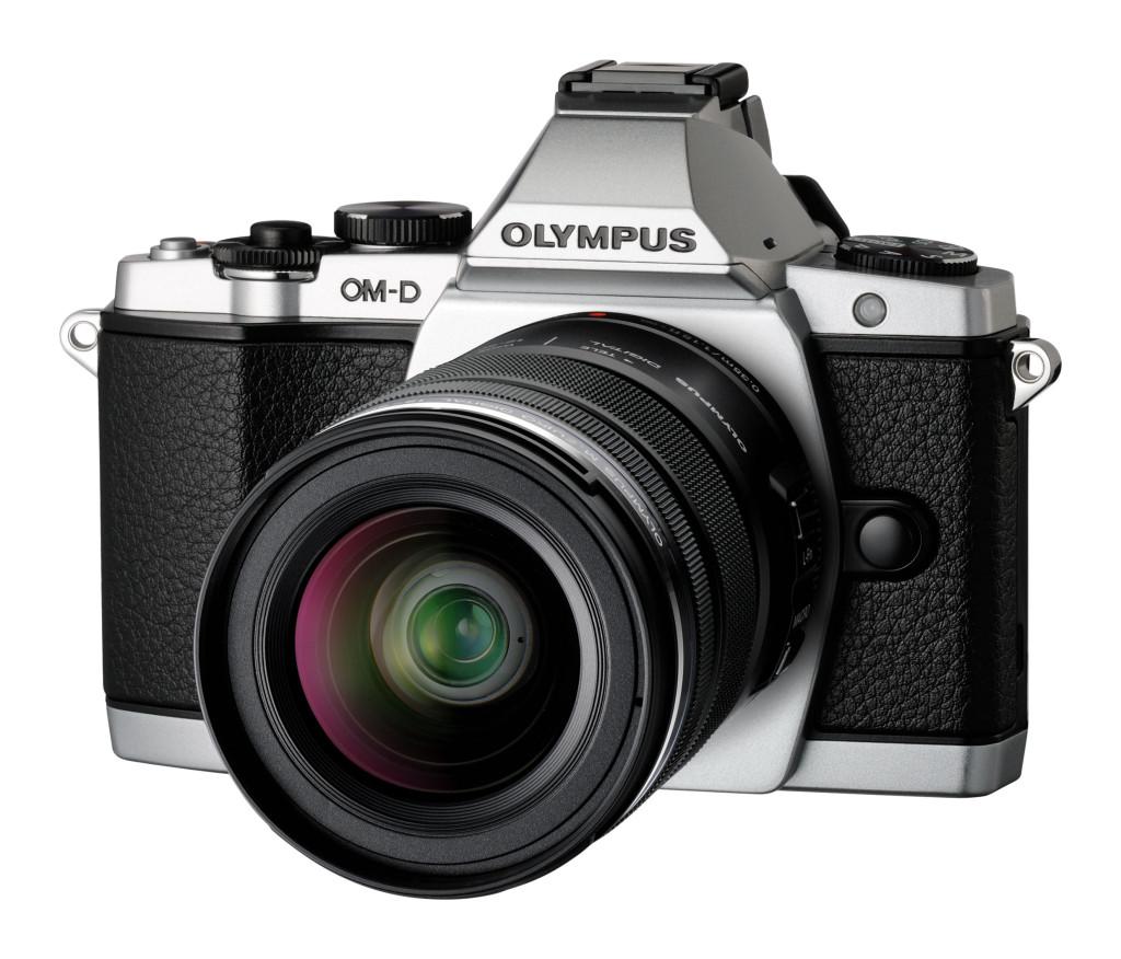 The Olympus OM-D system camera