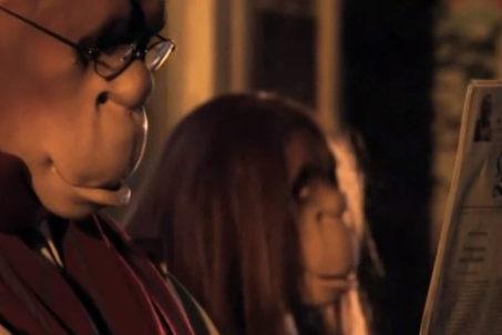 Peter Fox - Schwarz zu Blau (screenshot from Official Video)