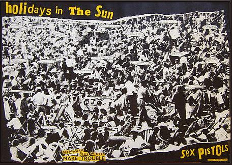 Berlin Songs: Sex Pistols – Holidays in the Sun - Berlin Love
