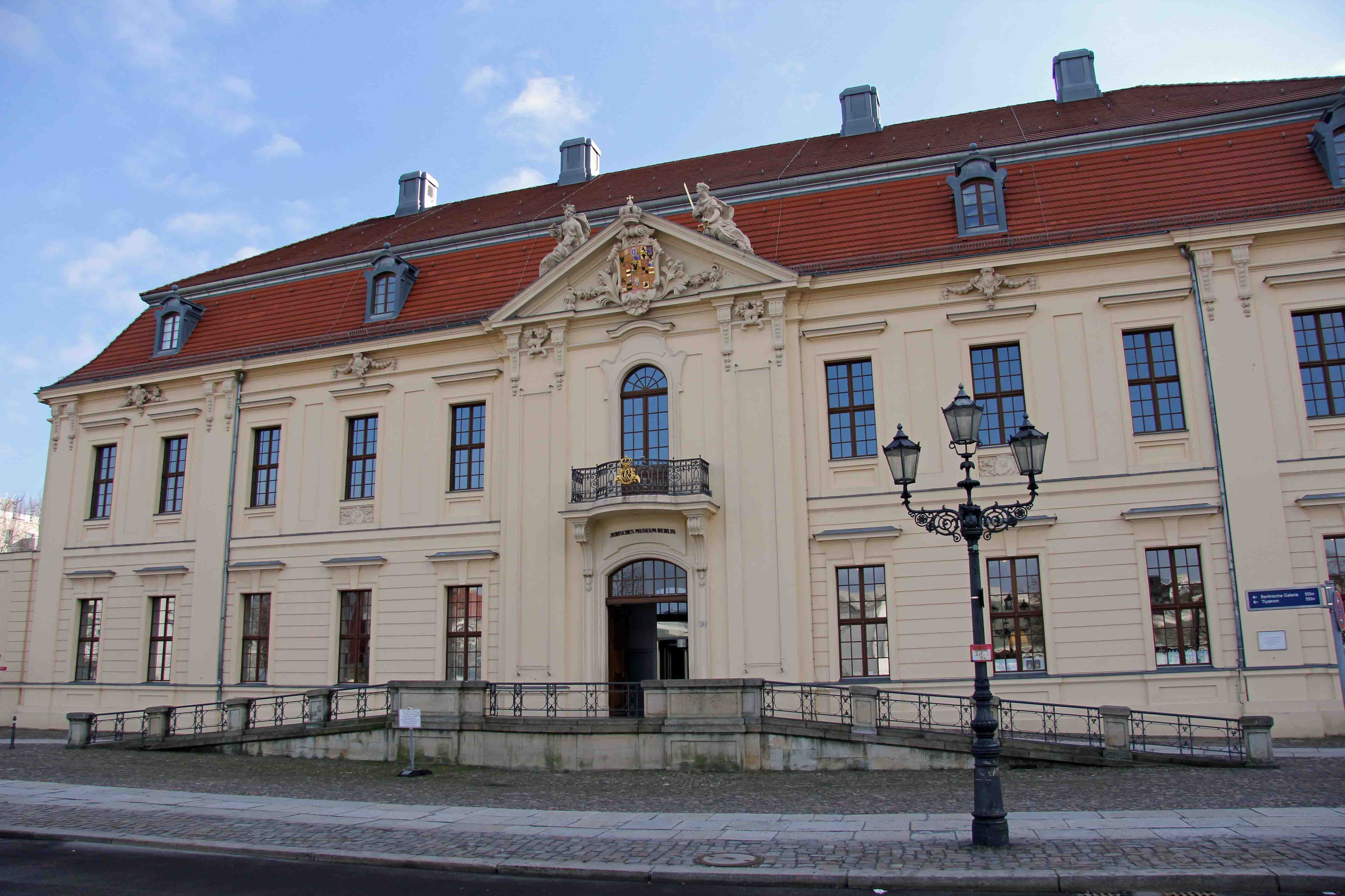 Jewish Museum Berlin -...