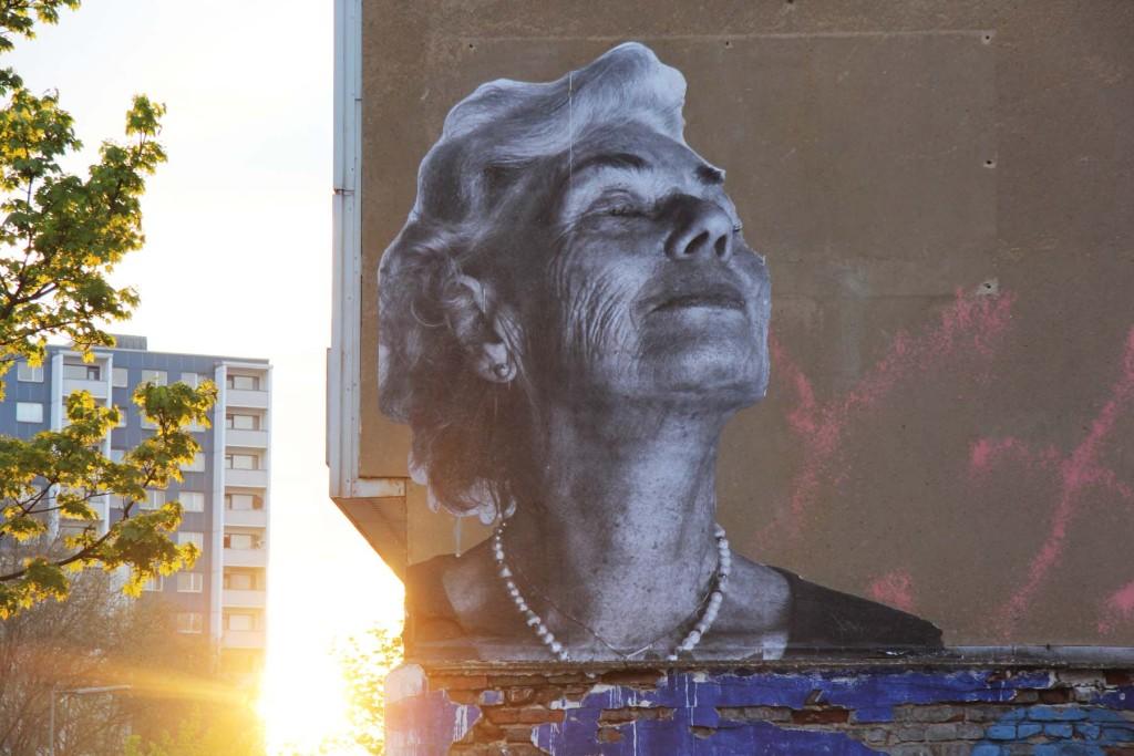 JR - Wrinkles of the City Berlin 12