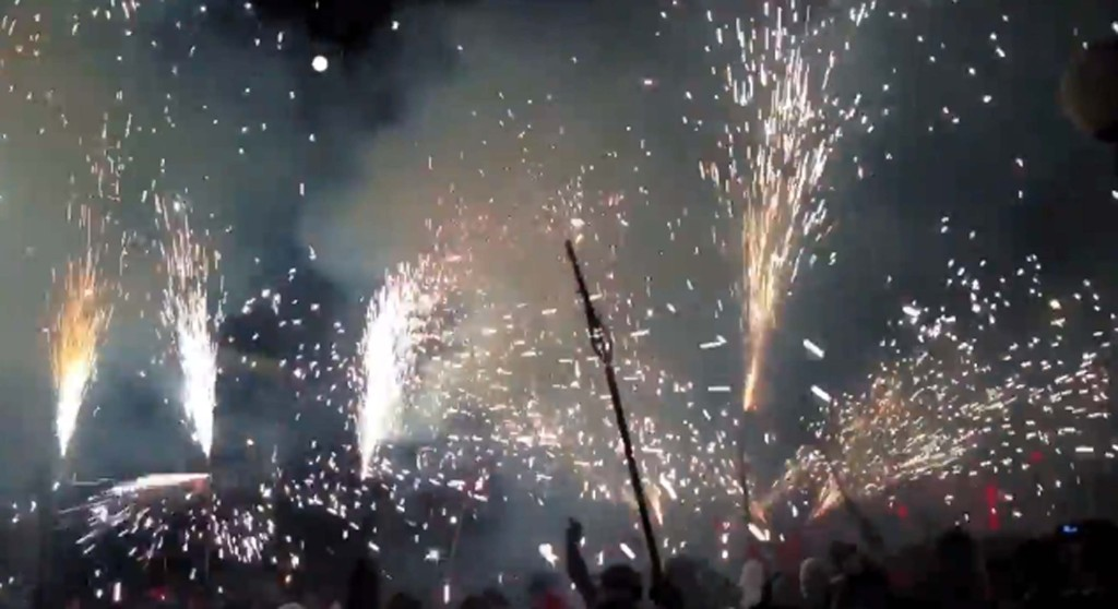 New Years Eve Fireworks Near Me