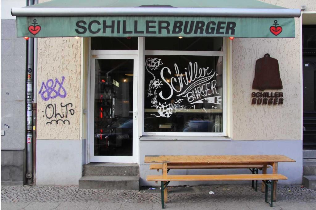Schiller Burger Herrfurthstrasse Berlin