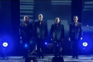 Ohrwurm: Bill Bailey Kraftwerk Tribute