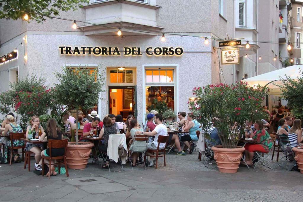 Trattoria del Corso (Italian restaurant) Berlin
